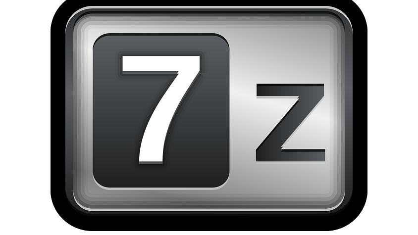 7-zip圧縮操作「7z」コマンドを使う   The modern stone age